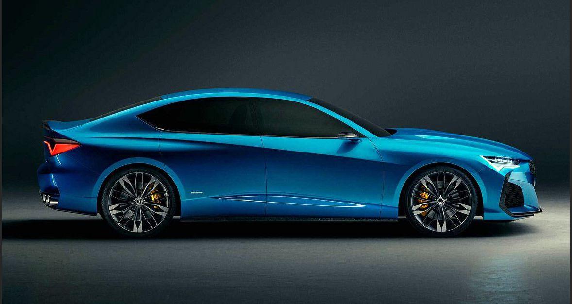 2022 Acura Nsx Concept