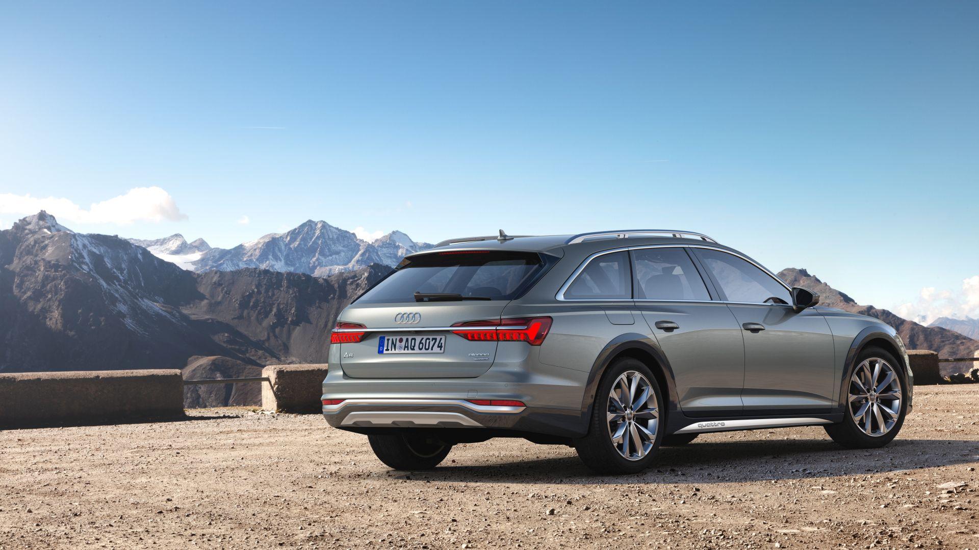 2022 Audi A6 Comes Exterior and Interior