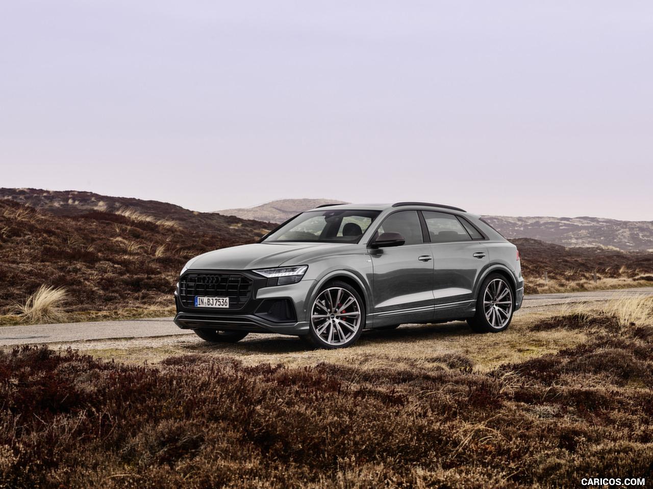 2022 Audi Q8 Images