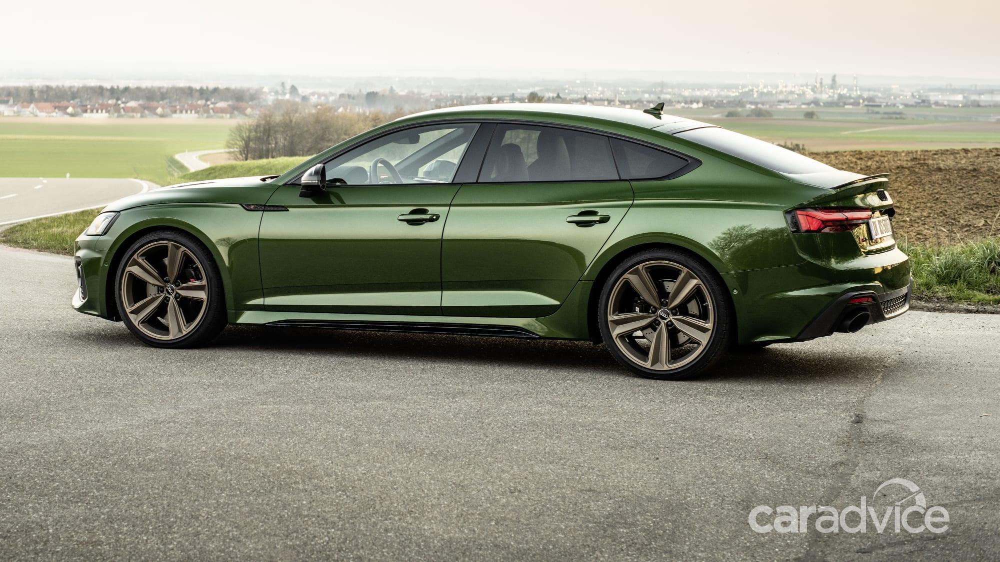 2022 Audi Rs5 Cabriolet Price