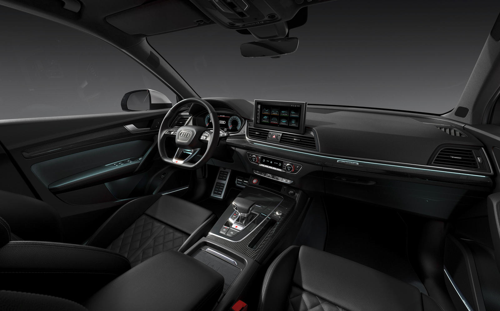 2022 Audi Sq5 Research New