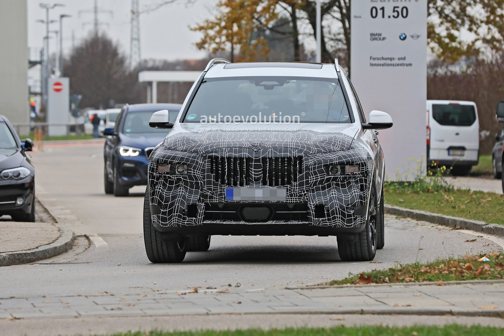 2022 Bmw X7 Suv Series Pictures