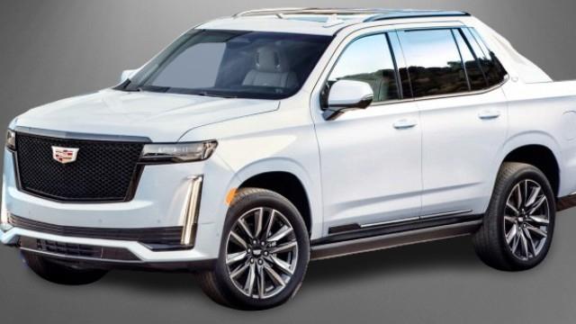 2022 Cadillac Escalade Ext Pictures