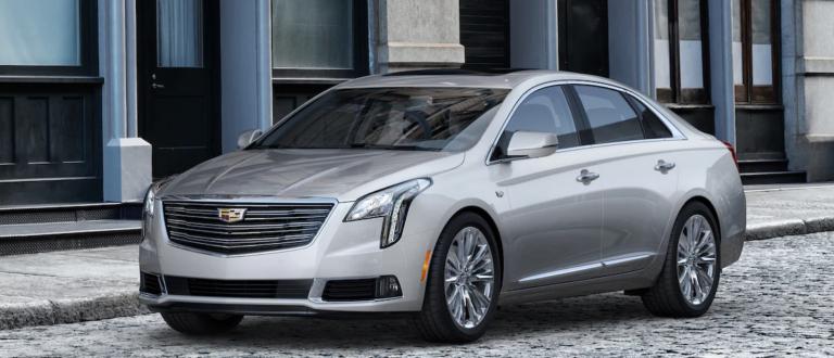 2022 Cadillac Xts History