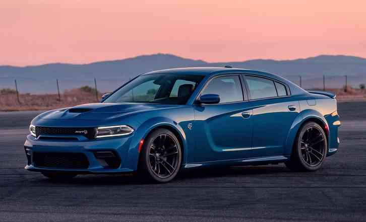 2022 Dodge Charger Redesign and Review