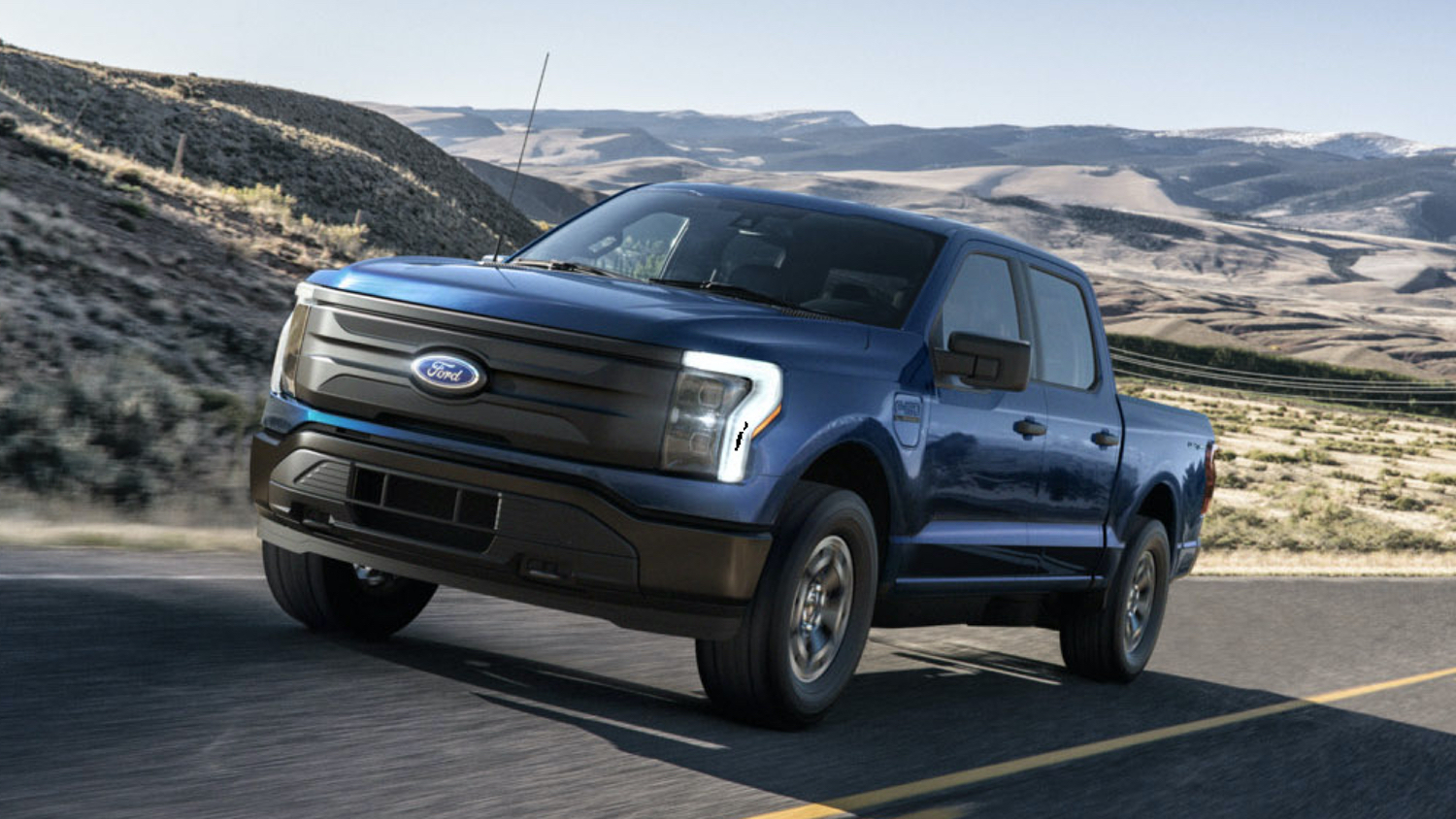 2022 Ford F-150 First Drive
