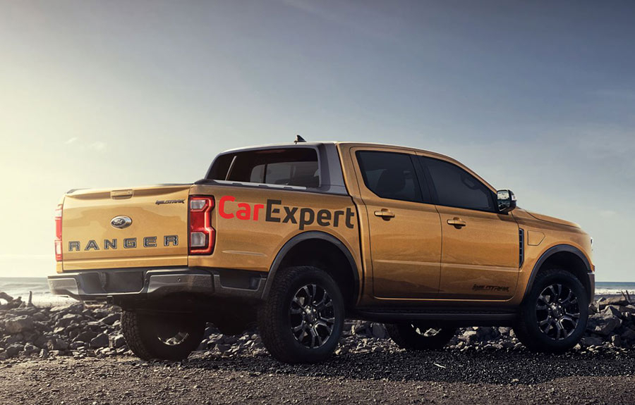 2022 Ford Ranger Usa Speed Test