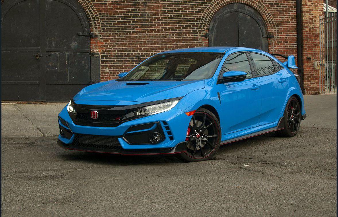 2022 Honda Prelude Type R History