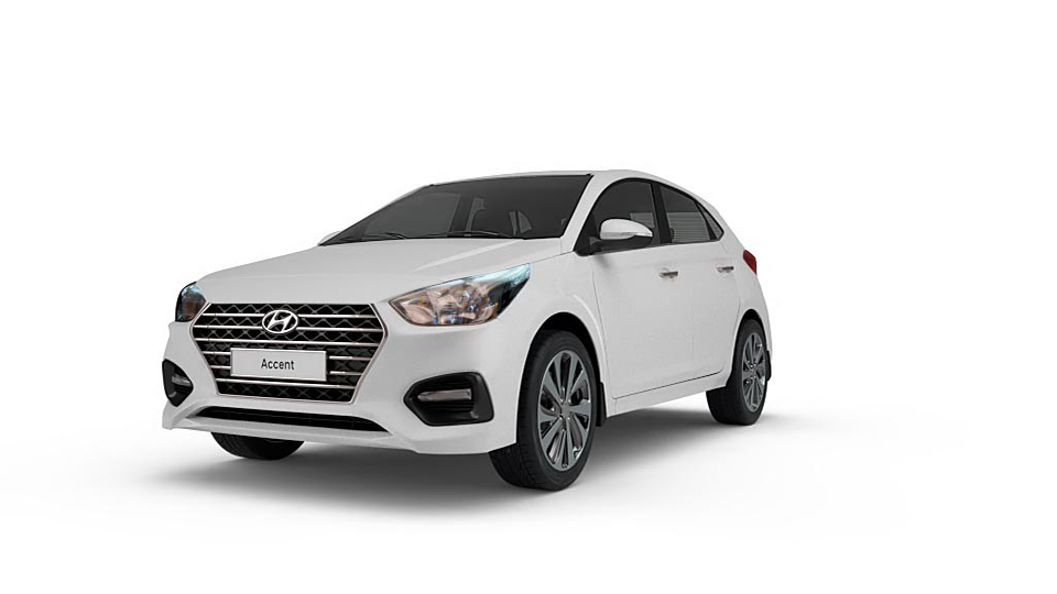 2022 Hyundai Accent Hatchback Picture