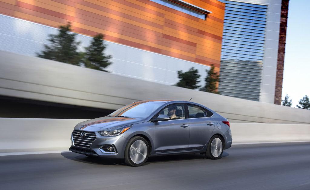 2022 Hyundai Accent Engine