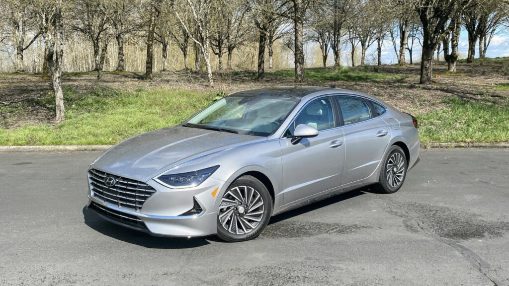 2022 Hyundai Sonata Hybrid Prices