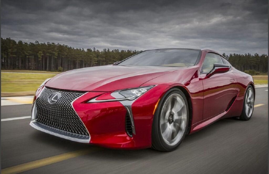 2022 Lexus Lf Lc Rumors