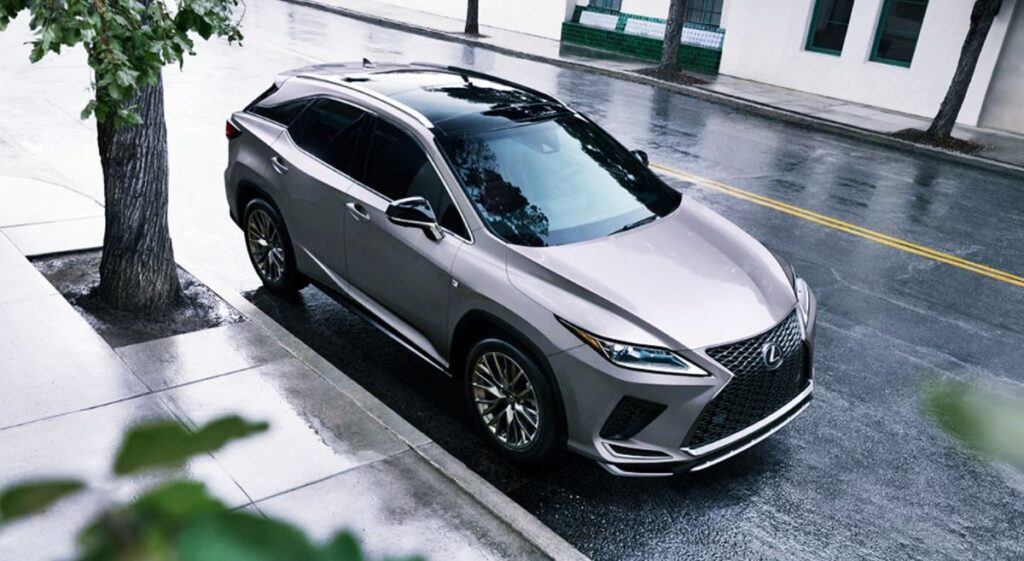 2022 Lexus Tx 350 Release Date and Concept