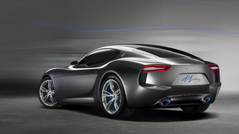 2022 Maserati Alfieris Model