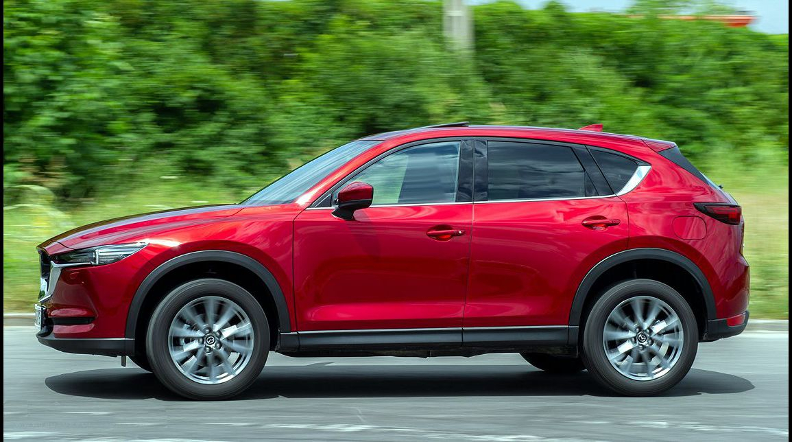 2022 Mazda Cx 5 Review and Release date