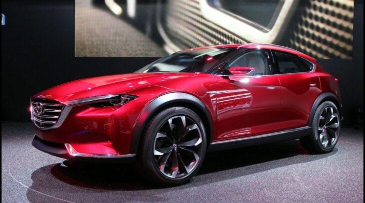 2022 Mazda Cx-9 Engine