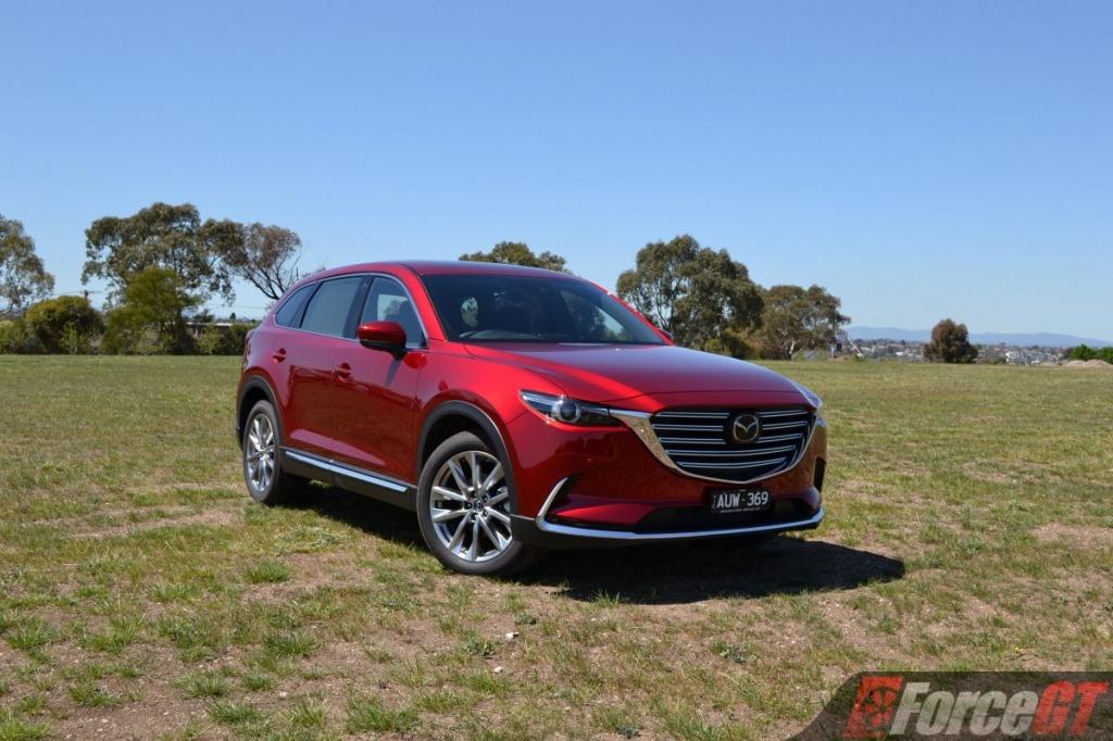 2022 Mazda Cx-9 Performance and New Engine