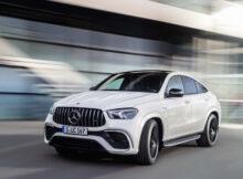 2022 Mercedes Gle History