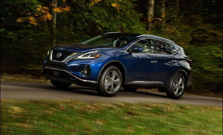 2022 Nissan Murano Prices