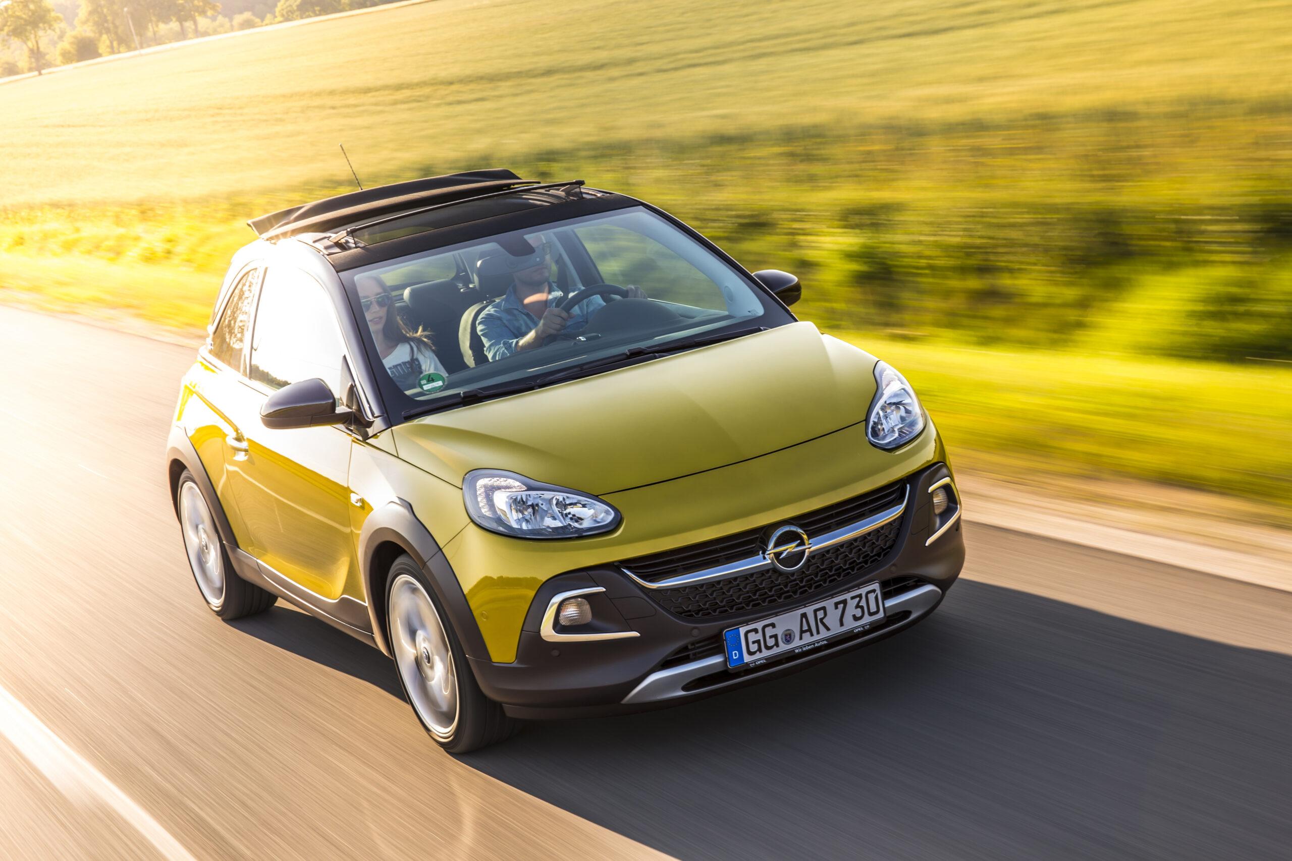 2022 Opel Adam Rocks Prices