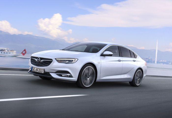2022 Opel Insignia Release Date