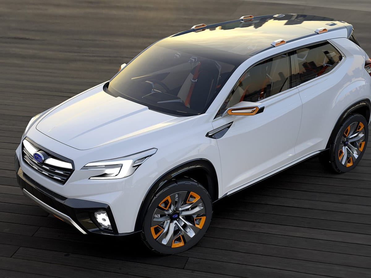 2022 Subaru Tribeca Review