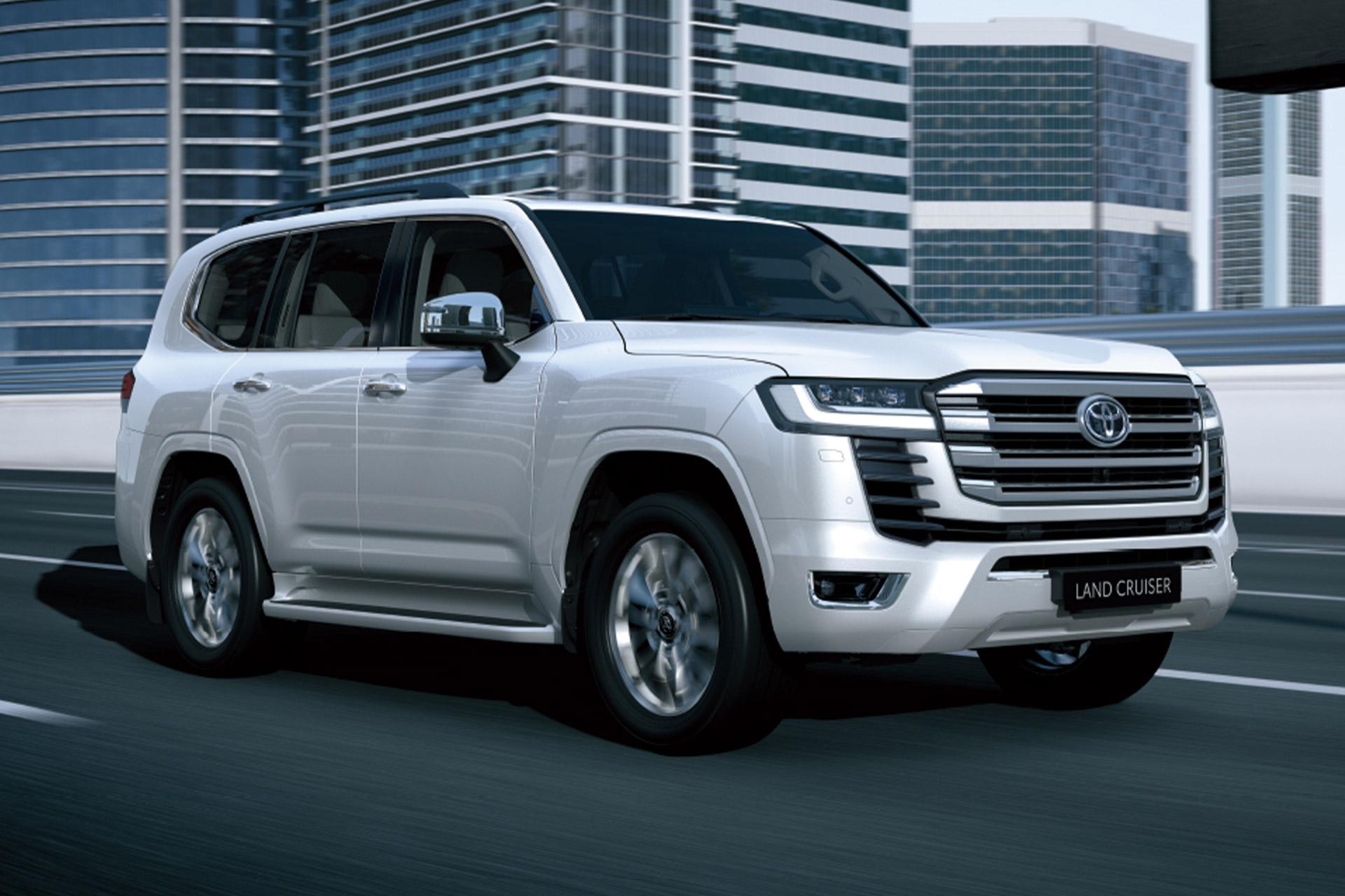 2022 Toyota Land Cruiser Diesel Photos