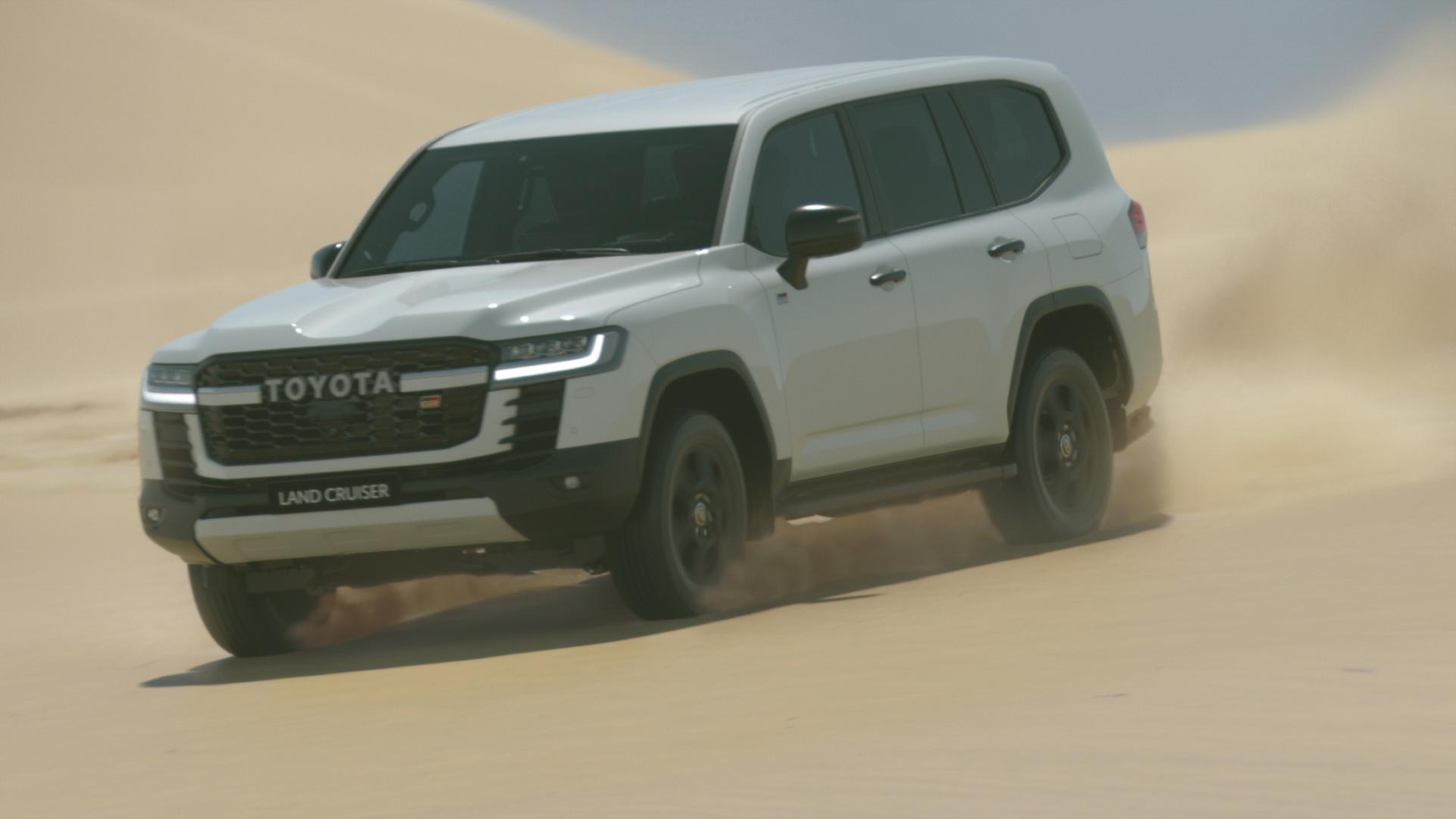 2022 Toyota Land Cruiser Diesel Redesign