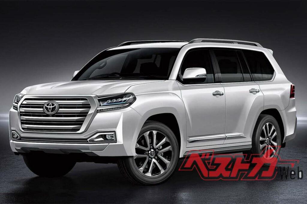 2022 Toyota Prado Configurations