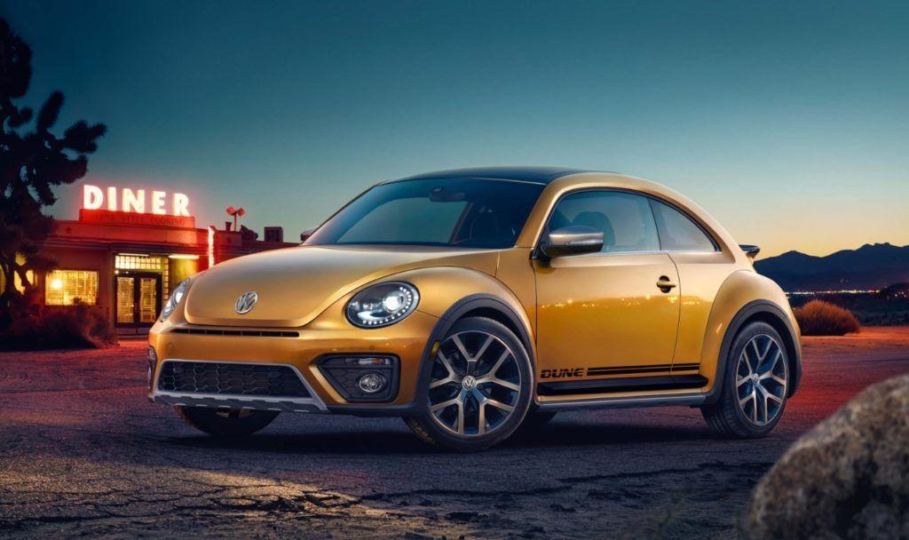 2022 Volkswagen Beetle Convertible Redesign and Concept