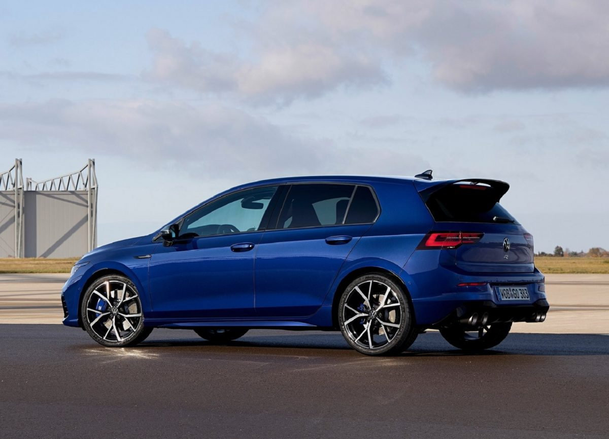 2022 Volkswagen Golf R Redesign and Concept