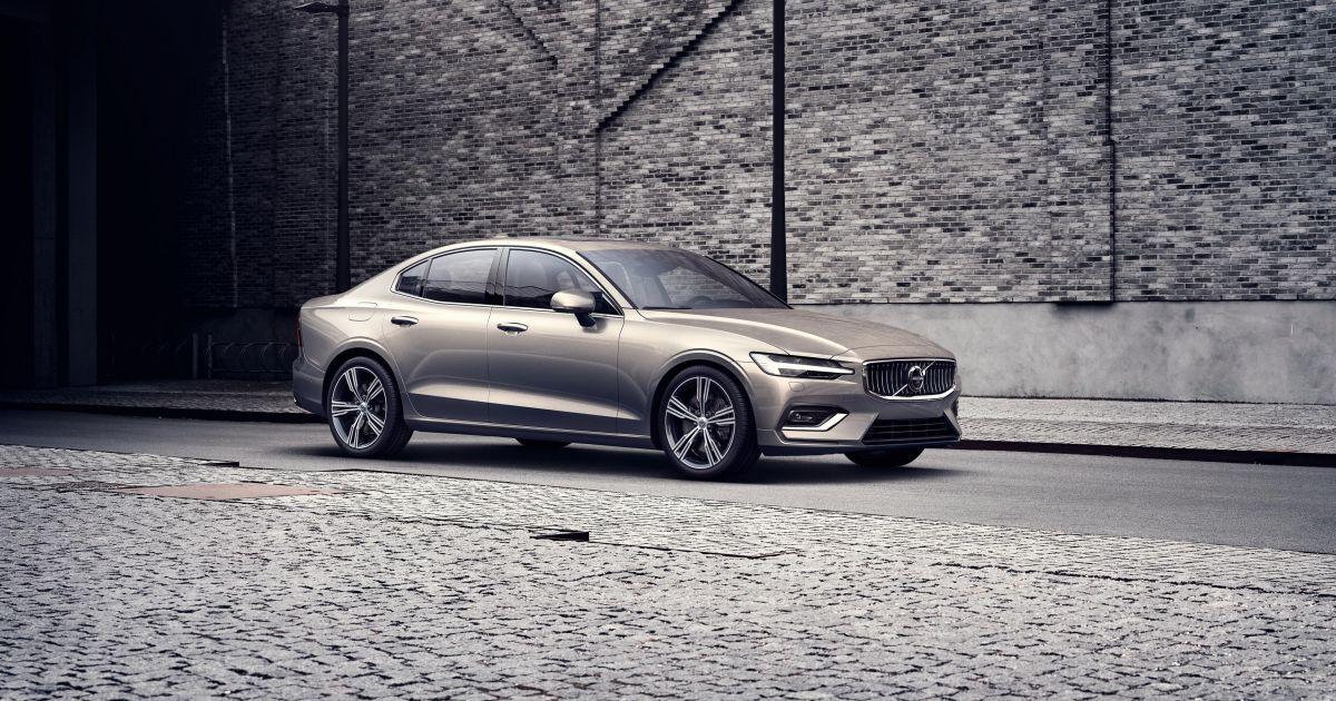 2022 Volvo S60 R New Concept