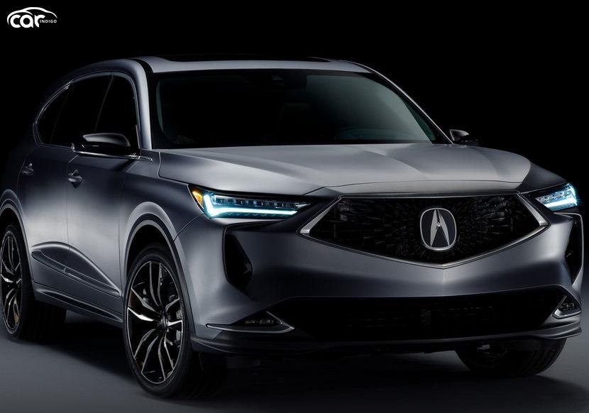 2023 Acura Mdx Rumors Interior