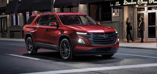 2023 Chevy Traverse New Model and Performance