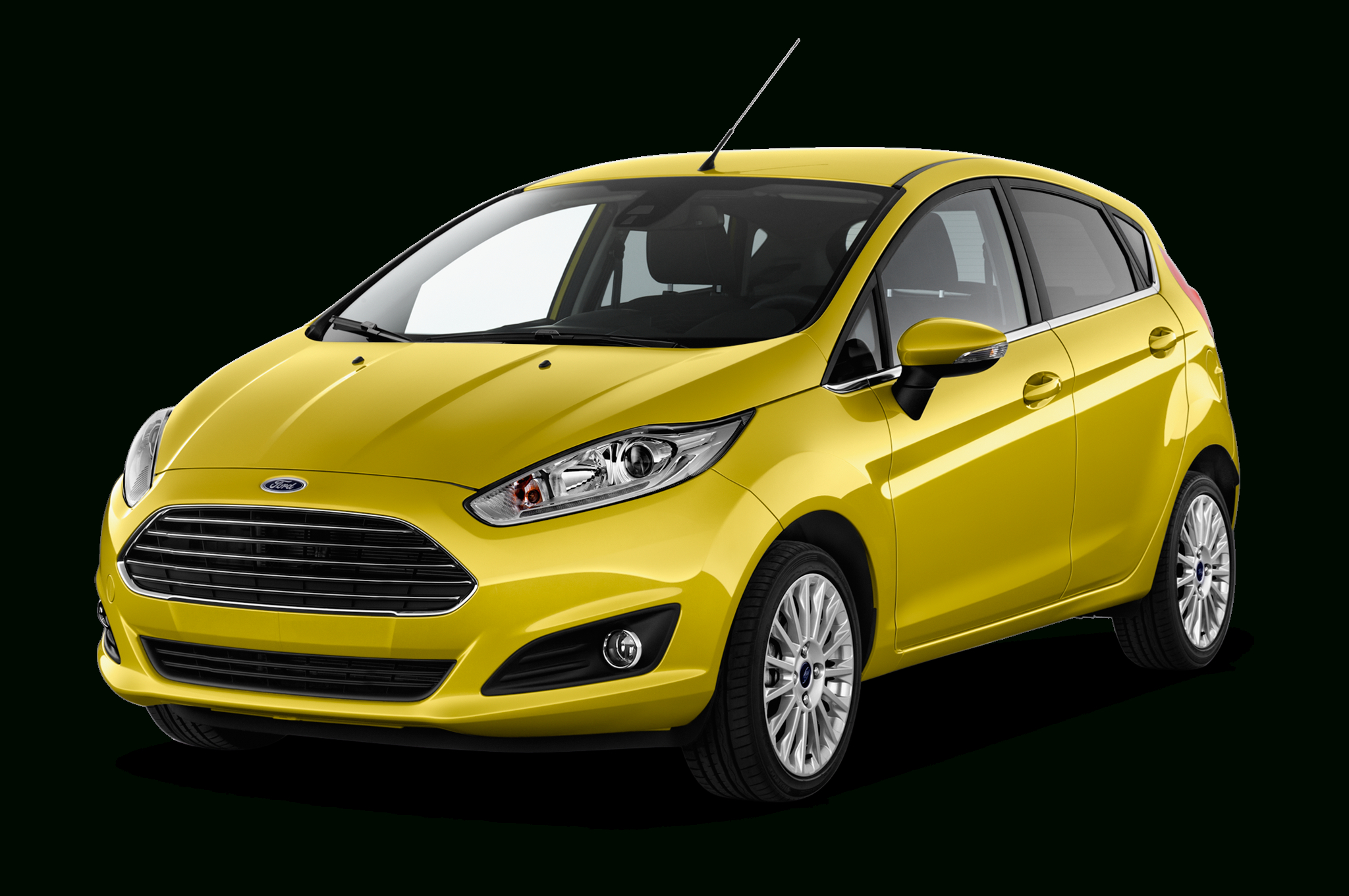 2023 Ford Fiesta St Rs History