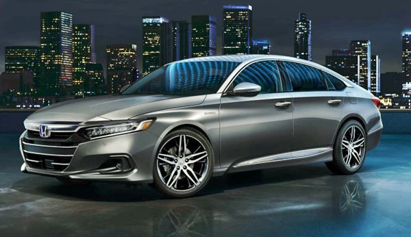 2023 Honda Accord Hybrid Picture