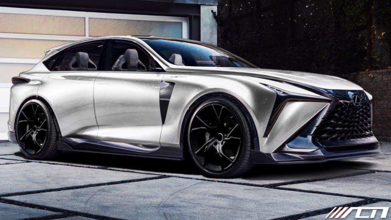 2023 Lexus Nx Configurations