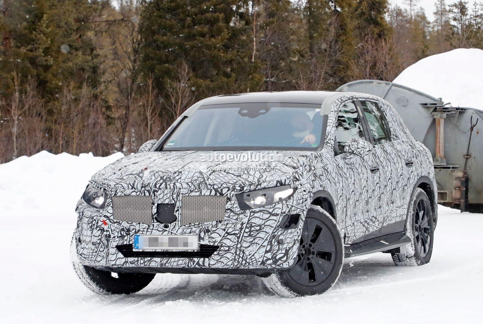 2023 Mercedes Glc Redesign