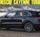 2023 Porsche Cayenne Turbo S Specs
